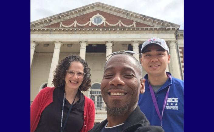 Staff Selfie Tour April 2019