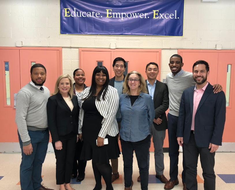 SBOE Excel Academy Visit 2018