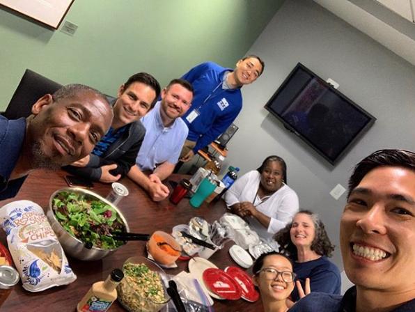 SBOE Staff May 2019